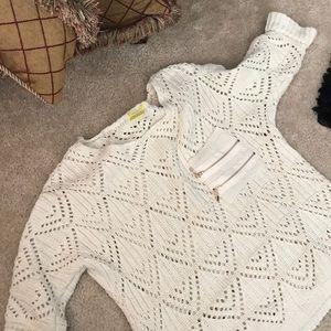 Quarter sleeve sweater 💃🏽